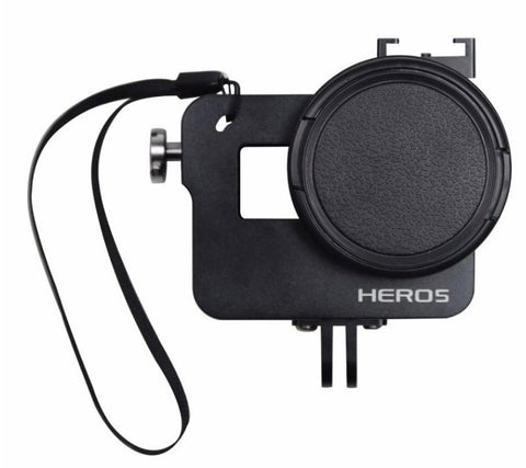 Aluminum Frame for Hero5/6/7 Black