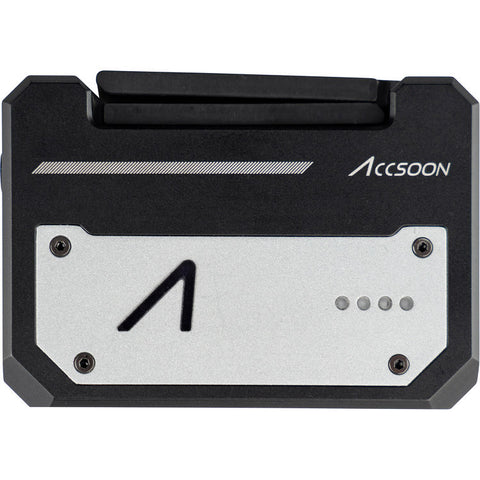 Accsoon CineEye Wireless Video Transmitter w/ 5 GHz Wi-Fi for up to 4 Mobile Devices