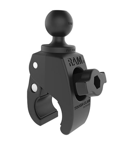 "RAM Mount Tough-Claw Small Clamp Base w/ 1"" Ball"