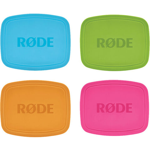 Rode COLORS for NT-USB Mini Microphones (Set of 4)