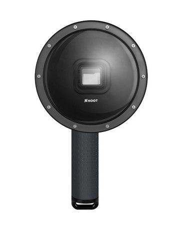 Dome Port for Hero5/6/7 Black