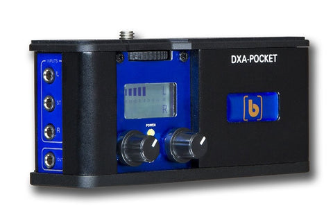 BeachTek DXA-POCKET Compact Audio Adapter