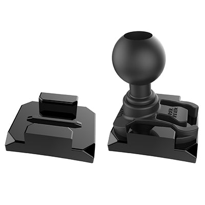 "RAM GoPro QR Adapter Base w/ 1"" Ball"