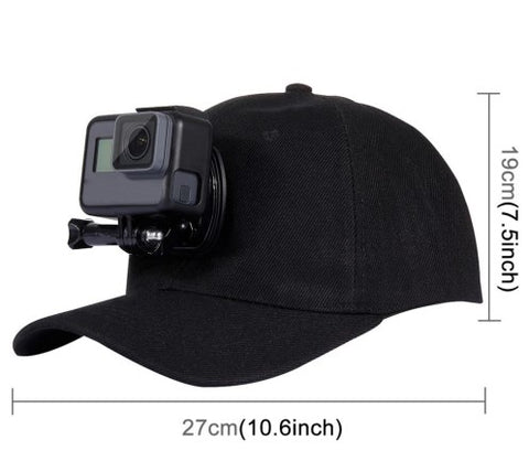Sports Hat for GoPro