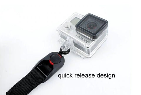 Sling Leash w/ 2x Quick-Release Buttons