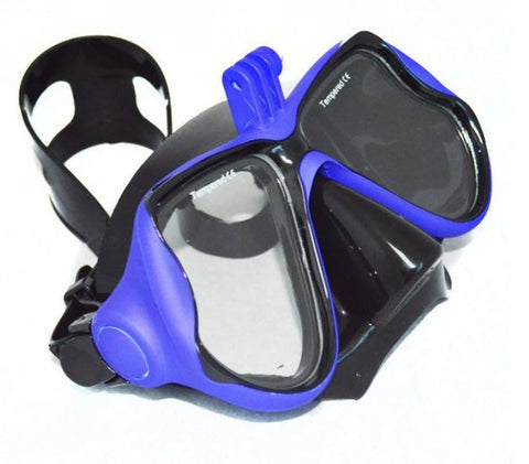 Axion Dive Mask w/ Integrated GoPro Mount