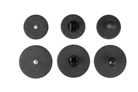 MagWheels Rubber Covered Magnetic Mount