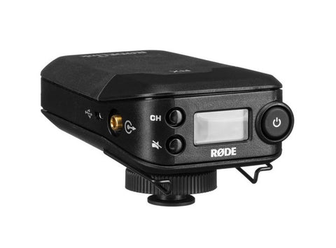 Rode RODELink Newsshooter Kit Digital Camera-Mount Wireless Plug-On Microphone System w/ No Mic (2.4 GHz)