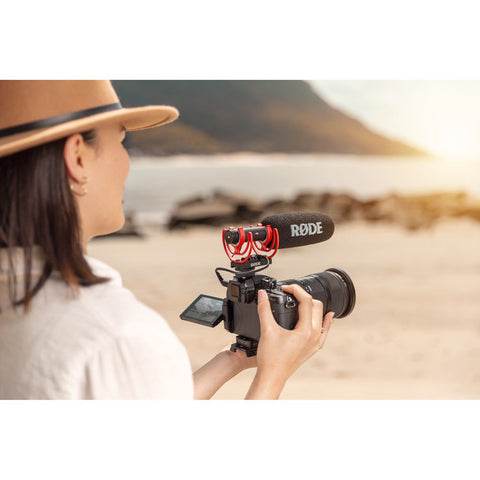Rode VideoMic NTG Hybrid Analog/USB Shotgun Microphone