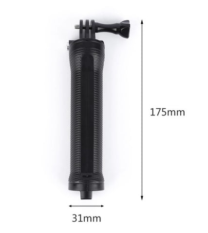 Powered Grip Handle for GoPro
