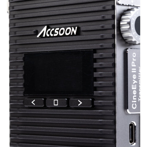 Accsoon CineEye 2 Pro Wireless A/V Kit