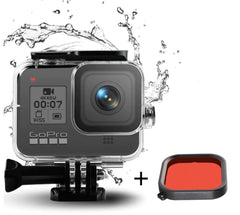 Hero8 Black Waterproof Dive Housing 45M