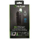 ReFuel GoCharger 5200 mAh Power Bank