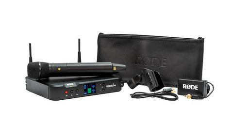 Rode RODELink Performer Kit Digital Wireless Microphone System