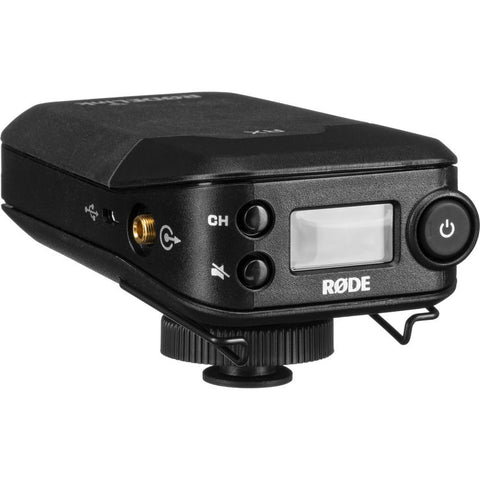 Rode RX-CAM Camera-Mount Digital Wireless Receiver (2.4 GHz)