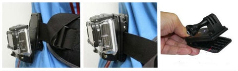 360 Swivel Clip for GoPro