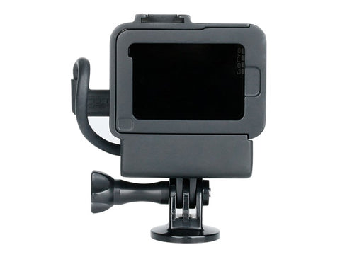 Vlogging Case w/ GoPro Audio Adapter Support for Hero5/6/7 Black