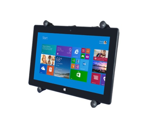 "RAM Mount X-Grip III Universal Cradle Holder for 9""- 10"" Tablets"