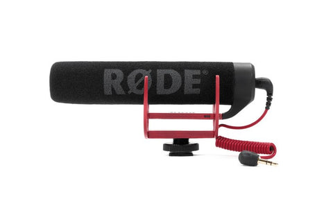 Rode VideoMic GO Lightweight On-Camera Microphone