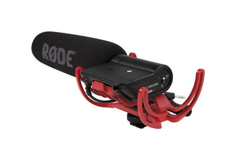Rode VideoMic w/ Rycote Lyre Suspension System