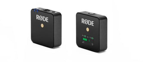 Dual Rode Wireless GO Microphones + Pre-Amp Bundle