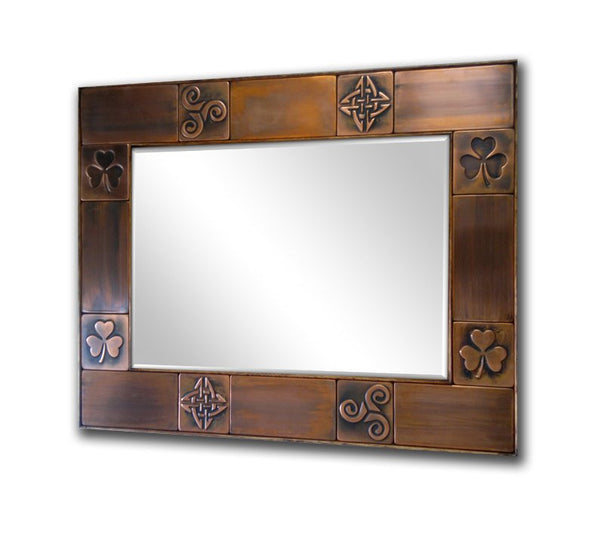 Mirror Frame for Living room or Bathroom - Celtic design