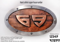 Copper Logo or Sign