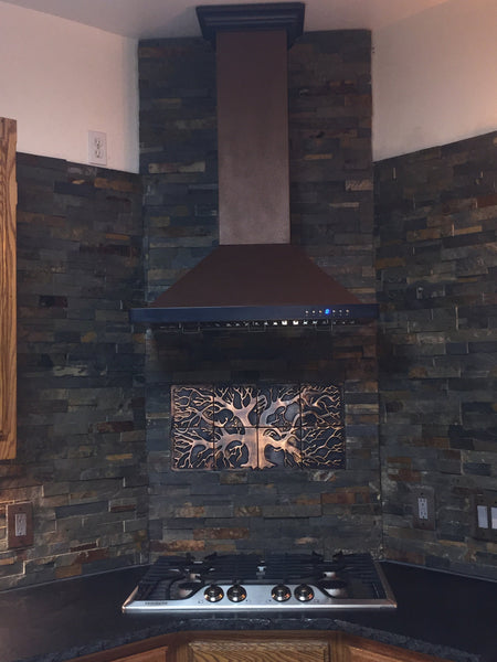 Custom Made Wall Backsplash Tile - custom fit