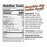 Nuts 'N More Chocolate Chip Cookie Dough, 454g