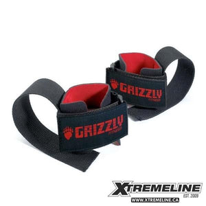 Grizzly Fitness Deluxe Cotton Lifting Straps | SupplementLife.ca
