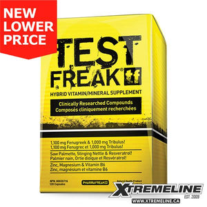 PharmaFreak Test Freak Booster Canada | xtremeline.ca