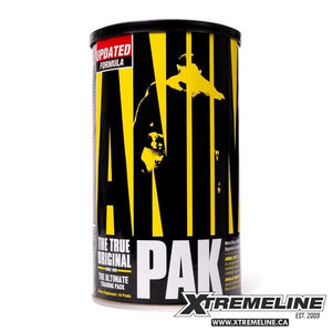 Animal Pak Multi-Vitamin 44 Pack Canada | xtremeline.ca