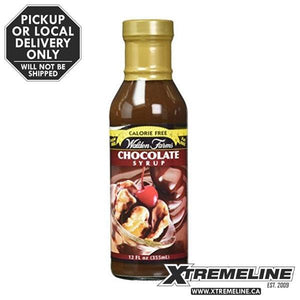 Walden Farms Chocolate Syrup, 355ml