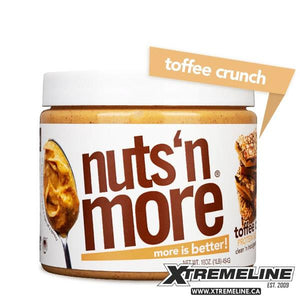 Nuts 'N More Toffee Crunch, 454g
