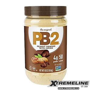 PB2 Chocolate Powder Peanut Butter | xtremeline.ca