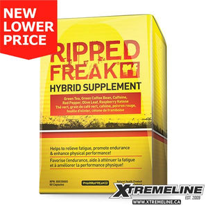 PharmaFreak Ripped Freak Fat Burner Canada | xtremeline.ca