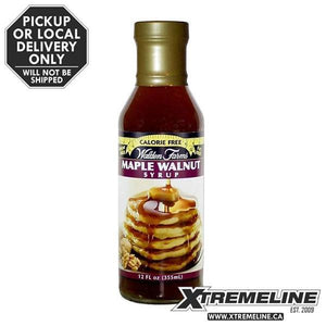 Walden Farms Maple Walnut Syrup, 355ml