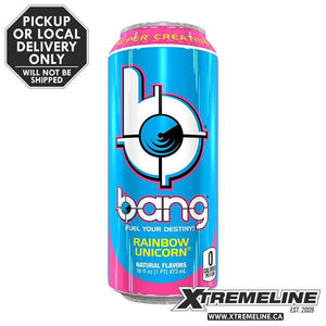 Bang Rainbow Unicorn, 473ml
