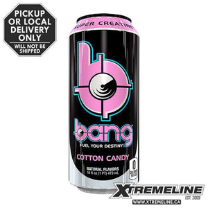 Bang Cotton Candy, 473ml