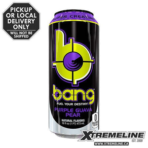 Bang Purple Guava Pear, 473ml