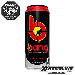 Bang Citrus Twist, 473ml