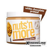 Nuts 'N More White Chocolate Pretzel, 454g