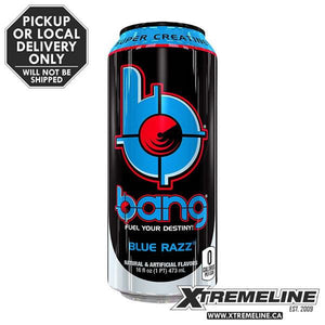 Bang Blue Razz, 473ml