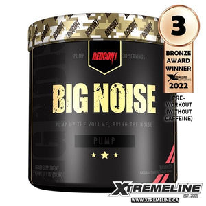 Redcon1 Big Noise 30 Servings Pump | SupplementLife.ca