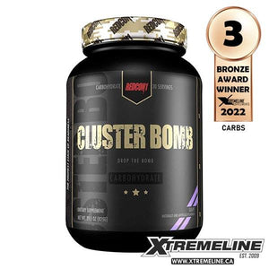 Redcon1 Cluster Bomb Carbs | SupplementLife.ca