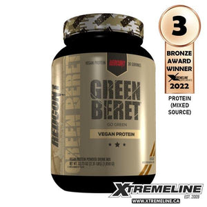 Redcon1 Green Beret Vegan Protein Canada | xtremeline.ca