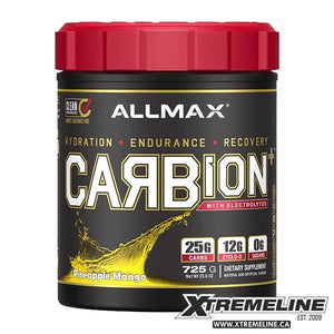 Allmax Nutriton Carbion Carbs 870g | SupplementLife.ca