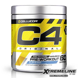 Cellucor C4 Original 60 Servings Pre-Workout | SupplementLife.ca