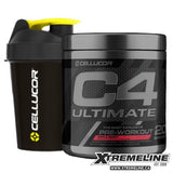 Cellucor C4 Ultimate Pre-Workout Canada | xtremeline.ca