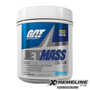 GAT Sport JetMass Post-Workout | SupplementLife.ca
